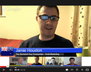 Jamie Houston Facebook Mistakes Video Screenshot