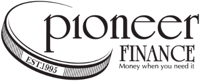 Pioneer Finance Logo Vector 400W