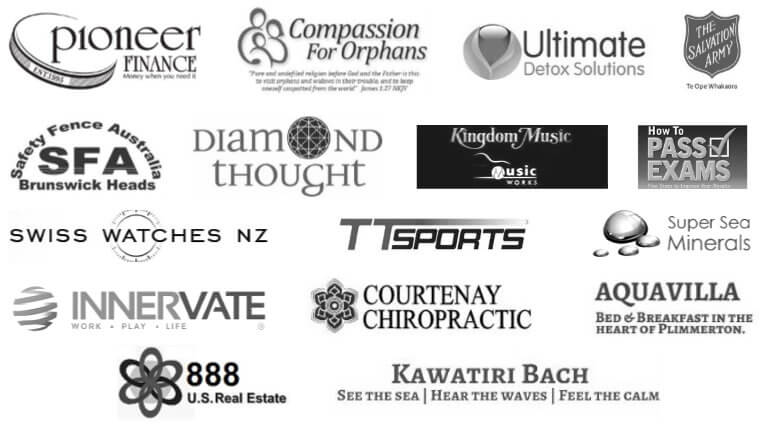 Some of our clients - logos